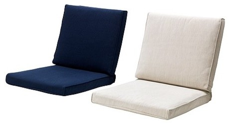 NORDANÖ Seat/back cushion - modern - outdoor pillows - by IKEA