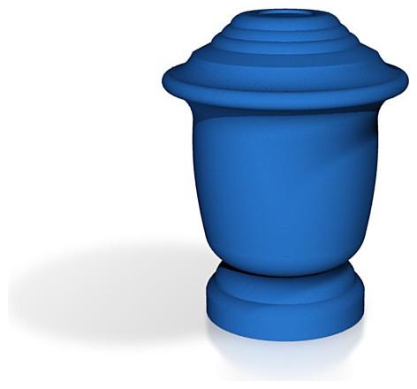 Flower Vase-12 contemporary-vases