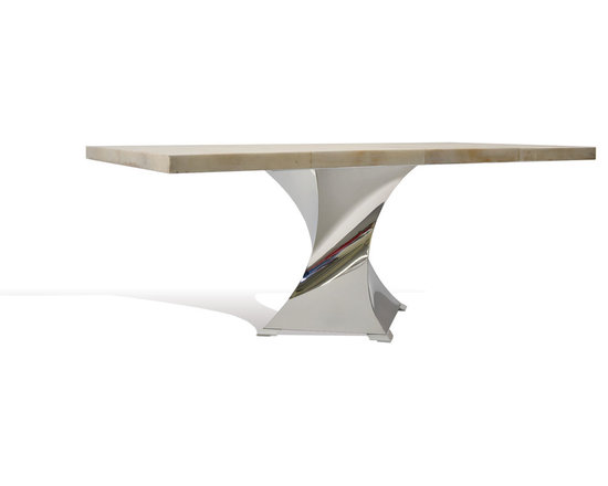 SCALA LUXURY - TWISTER Dining Table
