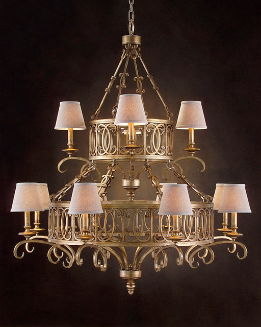 john richard 12 light chandelier ajc 8662 contemporary. Black Bedroom Furniture Sets. Home Design Ideas
