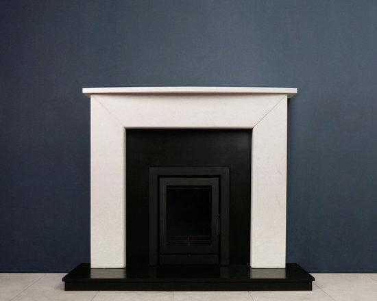 Irish Fireplaces - The Modern II - 5KW Fireplace Package -