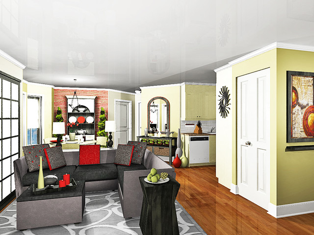 Renderings & Presentations traditional-rendering