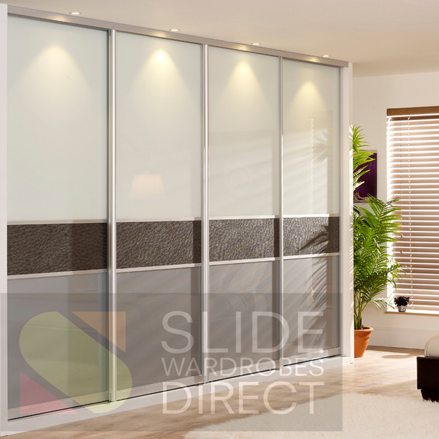 ... WARDROBE DOORS - Modern - other metro - by Slide Wardrobes Direct Ltd