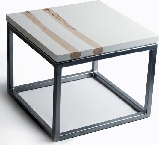 MTH Woodworks Bloom X Table modern-side-tables-and-end-tables