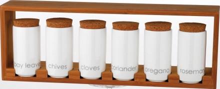 Modern Spice Jars And Spice Racks by Domayne Online