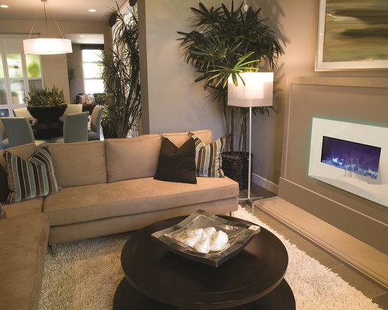 Amantii WM-BI-26-3623-WHTGLS - Jeanne Grier/Stylish Fireplaces & Interiors