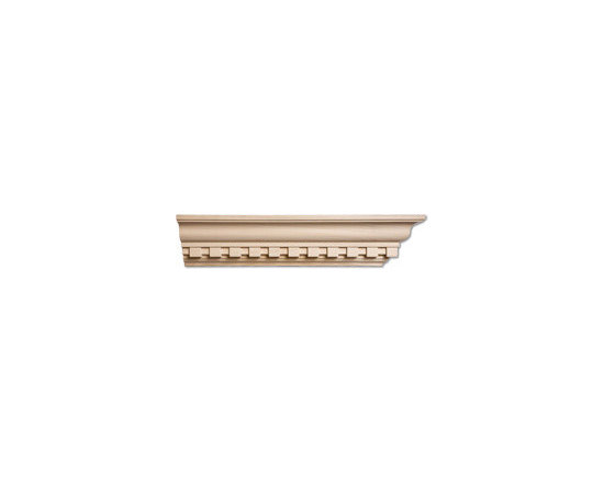 Crown Moulding / Crown Molding - 13/16 X 5 1/2 CROWN POPLAR