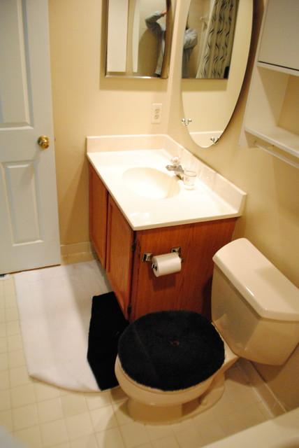 Bathroom Remodel - Hunt Meadow 5x8 Master Bath