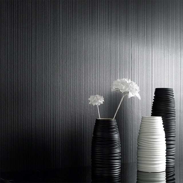 Designer Wallpaper Ideas Photos: Textured Wallpaper Modern 2017