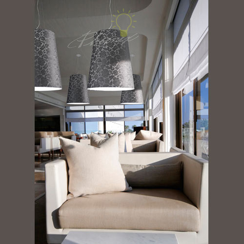 Damasco Suspension Light modern-chandeliers