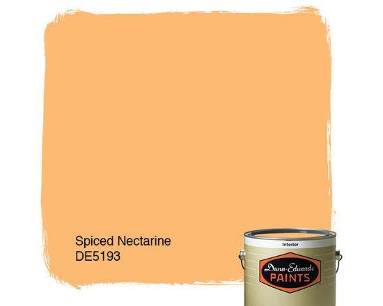 Dunn-Edwards Paints Spiced Nectarine DE5193 -