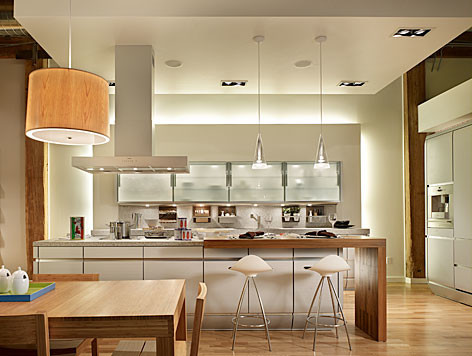 Siematic kitchens by designs living san diego for Siematic kitchen design