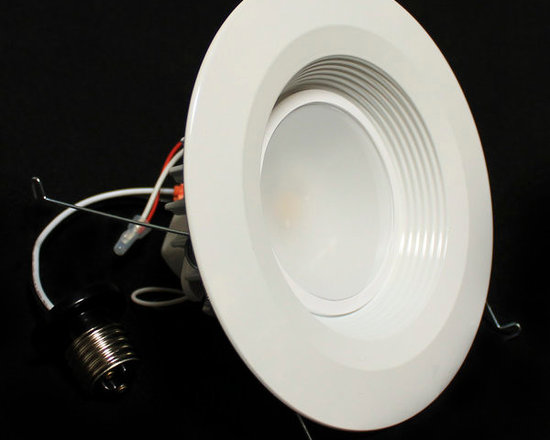 MaxLite - MaxLite RR61450W 6 inch can LED Retrofit, 5000K - This is an LED downlight module for new construction and retrofit that installs easily in most standard 6 inch recessed housings. You can also flip the interior spring holders around to get it to fit most 5 inch cans also. (See data sheet at Documentation tab for more information.)