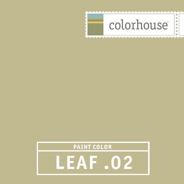 Colorhouse LEAF .02 paint