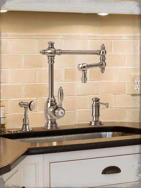 Waterstone towson kitchen faucet traditional kitchen - Kitchen sinks san diego ...