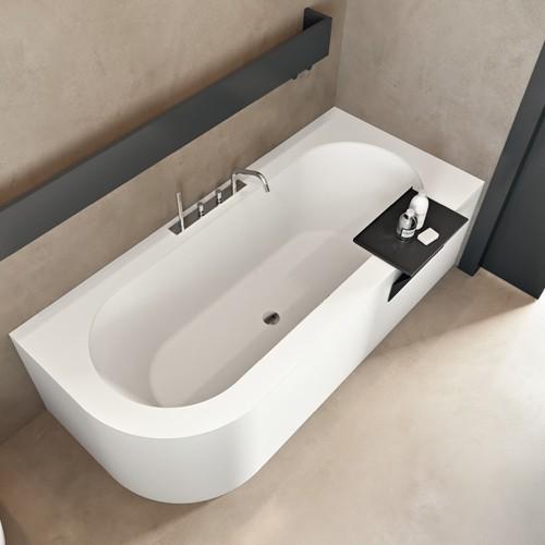 Makro | Eclettico Undermount Circle Bathtub - Modern - Bathtubs