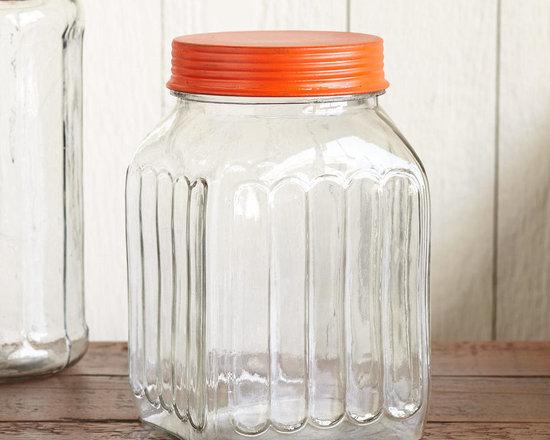 Clementine Glass Jars -
