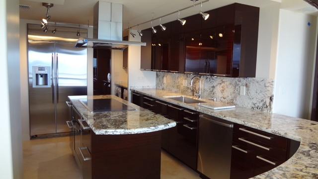 Fort Lauderdale Contemporary Miami By V C Custom Cabinets