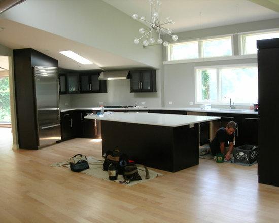 Kitchen Cabinets -
