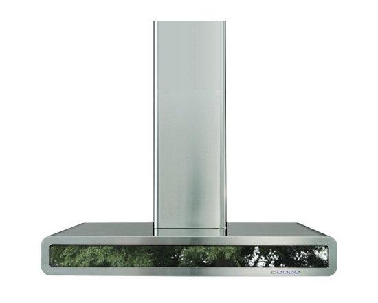 Futuro Futuro 36-inch Integra Mirror Wall Range Hood - Type: Wall-mount