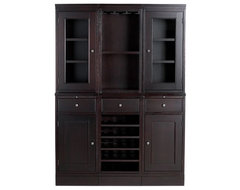 McAllister Large Buffet with Hutch modern-buffets-and-sideboards