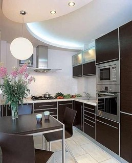 York Kitchen Cabinets on Of Using Aluminum Frame Cabinet Doors Will Make Your Kitchen Look Stu