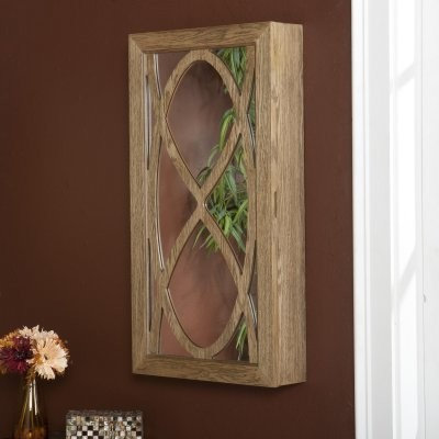 Gianni Wall Mount Jewelry Mirror modern-bedroom-products