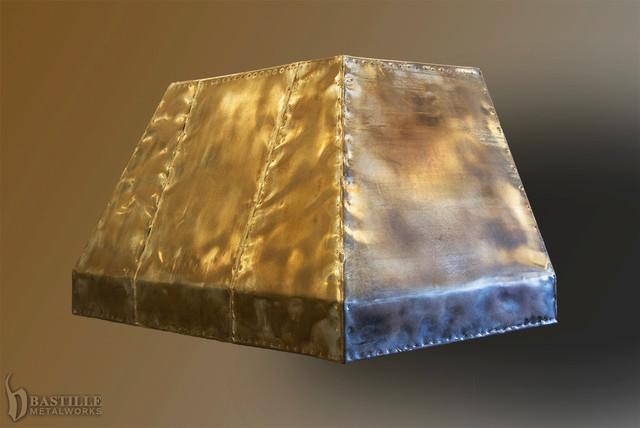 Zinc Range Hoods | Bastille Metal Works range-hoods-and-vents