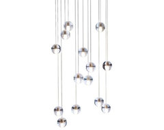 14 Series Fourteen Pendant Chandelier by Bocci contemporary-pendant-lighting