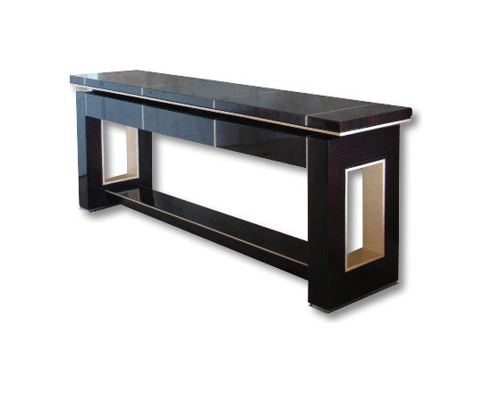 Fisher Console - Custom sizes and finishes available, please contact us for pricing and availability