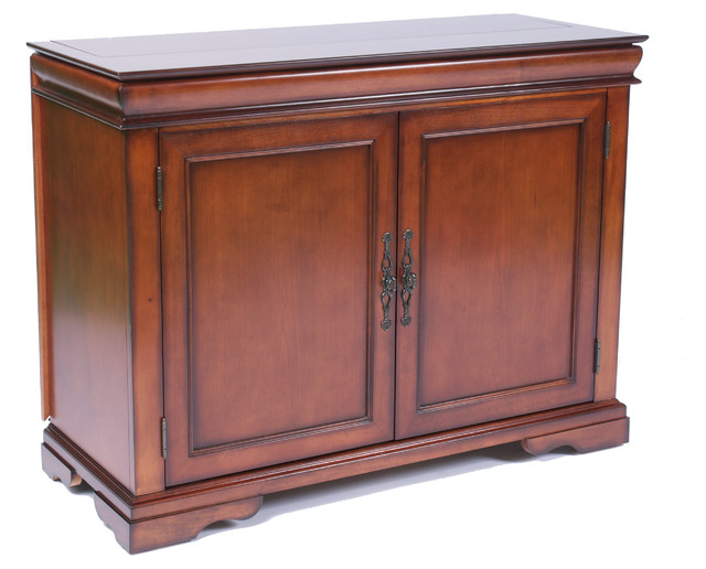 "Tremont TV Lift Cabinet For Flat Screen TV's Up To 46"" traditional-entertainment-centers-and-tv-stands"