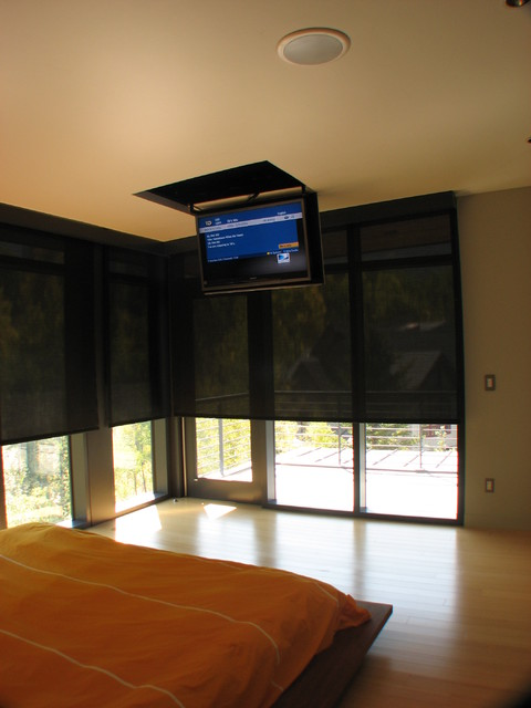 Motorized Shades  roller blinds