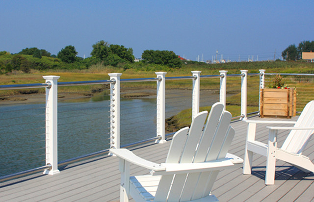 RailEasy Nautilus - Traditional - Home Fencing And Gates - boston - by ...