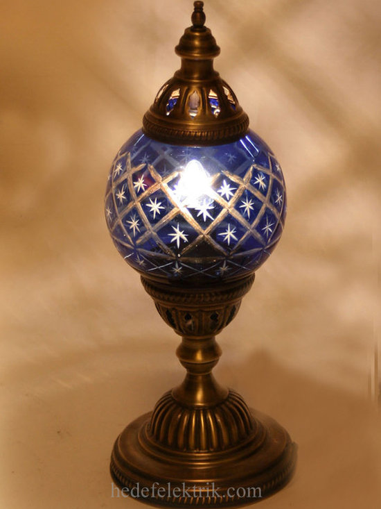 Turkish Style - Ottoman Lighting - *Code: HD-97207_48