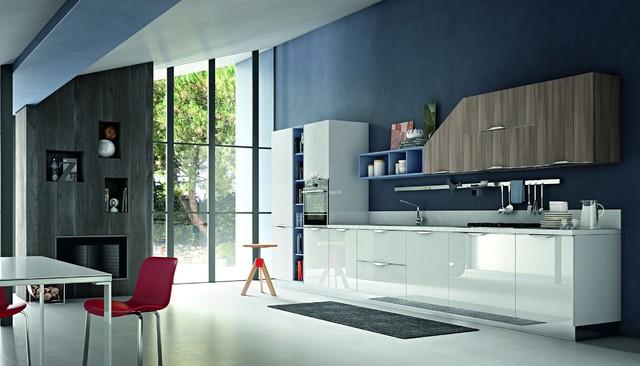 ITALIAN KITCHENS ( REPLAY NEXT) modern-kitchen-cabinets