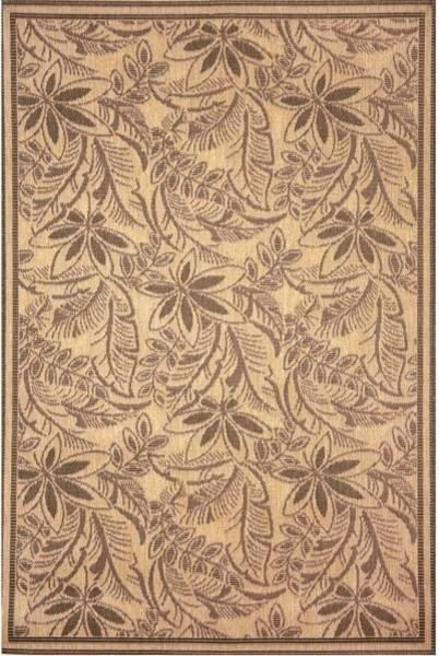 Chocolate Decker Design Outdoor Rug outdoor-rugs