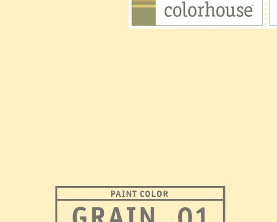 Colorhouse GRAIN.01 - Colorhouse GRAIN .01: Soft, buttery morning light. Good transition color, a happy hue. Not too yellow, not too peachy, not too pale.