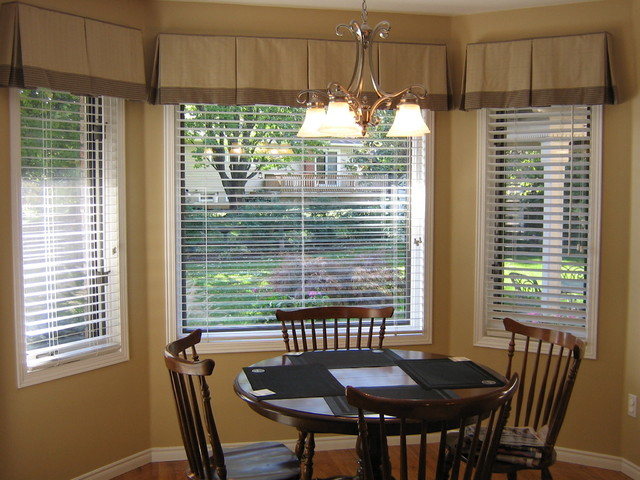 Blindladys Houzz traditional curtains