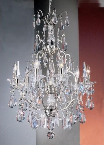 Garden of Versailles 7 Light Chandelier modern-chandeliers