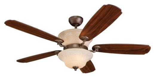 Laurel Park Ceiling Fan traditional-ceiling-fans