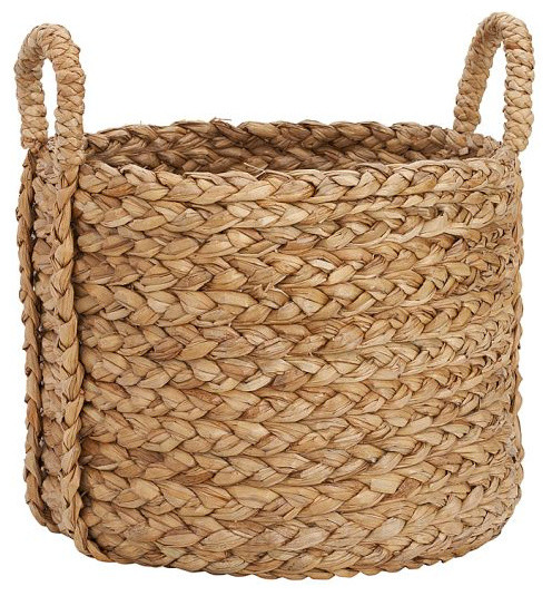 Beachcomber Sea Grass Basket, Round, Extra Large traditional-baskets