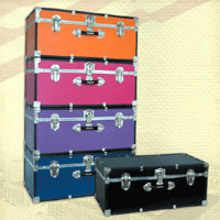 Single Handle Foot Locker modern-storage-bins-and-boxes
