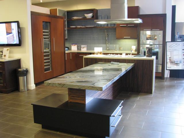 showroom eclectic-kitchen