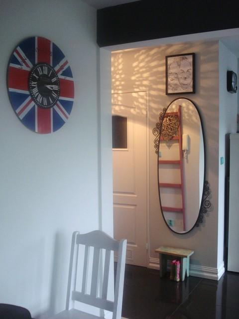 My Retro Flat eclectic-living-room