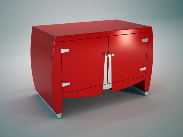 SHERMAN DESIGN-NIGHTSTANDS nightstands-and-bedside-tables