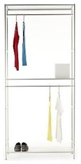 Aluminium Wardrobe contemporary-clothes-racks