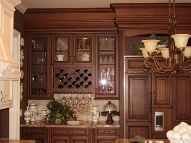 Couture Residence traditional-kitchen