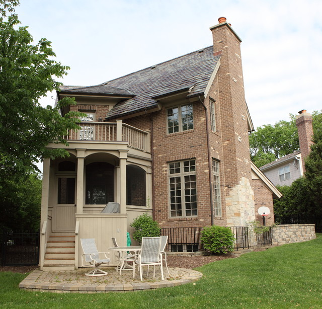 Storybook English Cottage Traditional Chicago By