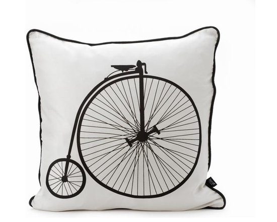 Ferm Living Velo Pillow - With Ferm Living Pillows it is easy to create a new look and change the style in a room in a matter of minutes.