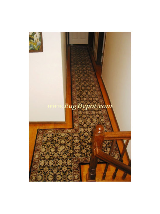 Custom Stair Runners - Couristan Himalaya Collection 6259-2000